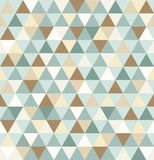 Abstract Vintage Geometric Background Royalty Free Stock Photography