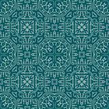 Abstract vintage geometric pattern seamless Stock Image