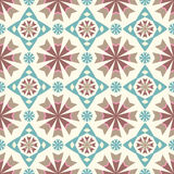 Abstract vintage geometric pattern Stock Photo