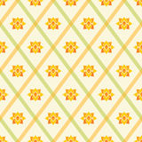 Abstract vintage geometric wallpaper pattern seamless background Stock Images