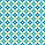Abstract vintage geometric wallpaper pattern seamless background royalty free illustration