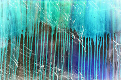Abstract vintage grunge paint background Royalty Free Stock Images