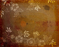 Abstract vintage paper background Stock Photo