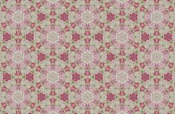 abstract vintage patterns background Stock Image