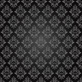 Abstract vintage seamless damask pattern Stock Photo