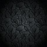 Abstract vintage seamless damask pattern Stock Photography