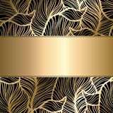 Abstract vintage seamless damask pattern Royalty Free Stock Photo
