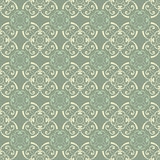 Abstract vintage seamless pattern. Royalty Free Stock Images