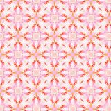Vintage abstract seamless pattern, textile design Royalty Free Stock Image
