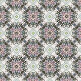 Vintage abstract seamless pattern, textile design royalty free stock photos