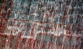 Abstract vintage steel Stock Photography