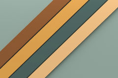 Abstract vintage tone color background minimal design stripe lin Royalty Free Stock Photography