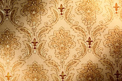 Abstract vintage wallpaper background Royalty Free Stock Image