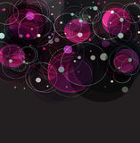 Abstract violet background Royalty Free Stock Photos