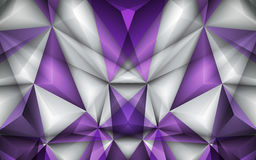 Abstract violet background Stock Photo