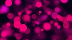 Abstract violet background. Digital illustration. 3d rendering Stock Photo