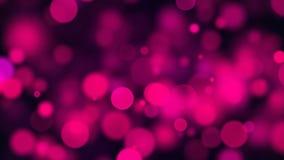 Abstract violet background. Digital illustration. 3d rendering Stock Image