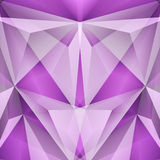 Abstract violet background. Vector Stock Photography