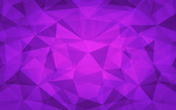 Abstract violet background. Vector illustration Royalty Free Stock Image