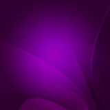 Abstract violet background with winding line's Stock Images