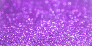 Abstract violet bokeh background Stock Photos