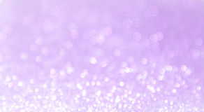 Abstract violet bokeh background Royalty Free Stock Image