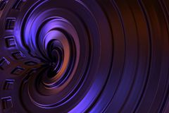 Abstract violet color background. Stock Photography