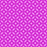 Abstract violet 3D pattern.  Plastic surface texture background. Purple seamless illustration. Stock Photography