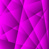 Abstract Violet Geometric Background. Vector Illustration Stock Photos