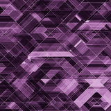 Abstract violet geometry pattern background Royalty Free Stock Image