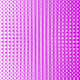 Abstract violet rounded square background. Stock Photos