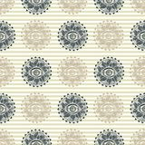 Abstract vision pattern Royalty Free Stock Images