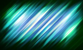 Abstract vivid graphic background, blue, green, white, stripes,. Abstract abstract  bright  graphic  background  Fine art  background  background  black  blue Royalty Free Stock Photography