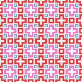 Abstract vivid seamless pattern.  illustration Royalty Free Stock Image