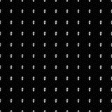 Abstract vlekken naadloos patroon Stock Foto
