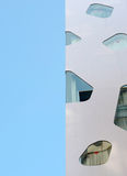 Abstract Void of modern building. Abstract Void of conceptual modern building Royalty Free Stock Image