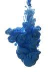 Abstract voorwerp van verfplons Kleurenwolk van inkt in water Royalty-vrije Stock Afbeelding
