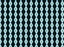 Abstract vormenpatroon, hypnotic vaag creatief ontwerp Stock Afbeelding