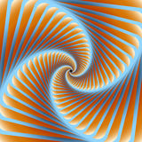 Abstract vortex background. EPS 10 Stock Image