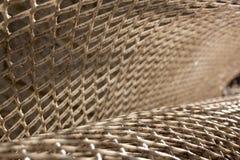 Abstract Vuil Plastic Netwerk Royalty-vrije Stock Afbeelding