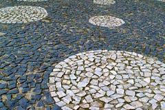 Abstract Walkway Royalty Free Stock Photos