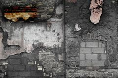 Abstract wall royalty free stock images