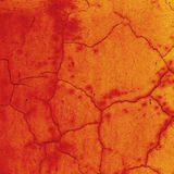 Abstract wall background. Orange abstract wall background, close up stock photography