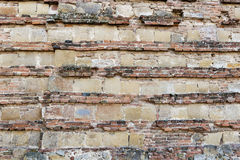 Abstract wall Montepulciano Stock Photography