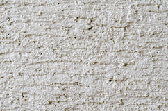Wall texture white rough Stock Images