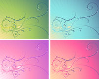 Abstract wallpaper Royalty Free Stock Photos