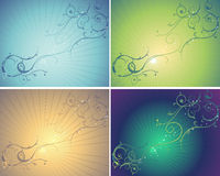 Abstract wallpaper Stock Photo