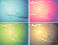 Abstract wallpaper Royalty Free Stock Images