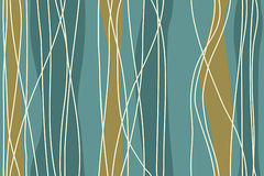 Abstract Wallpaper background. Lines wallpaper as a background Royalty Free Stock Photo