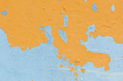 Abstract wallpaper background. Abstract background. Wallpaper patterns in orange and blue stock image